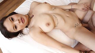 Dazzling Asian Slut Shafting - AsianSexDiary